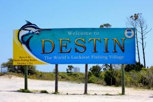 destin fishing village